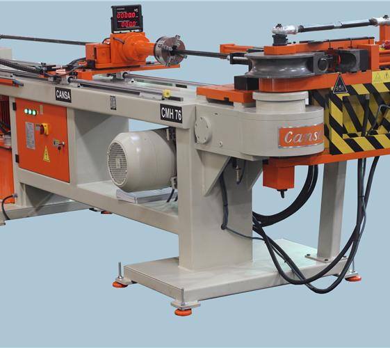 Carriage Nc Systems - Tube Bending