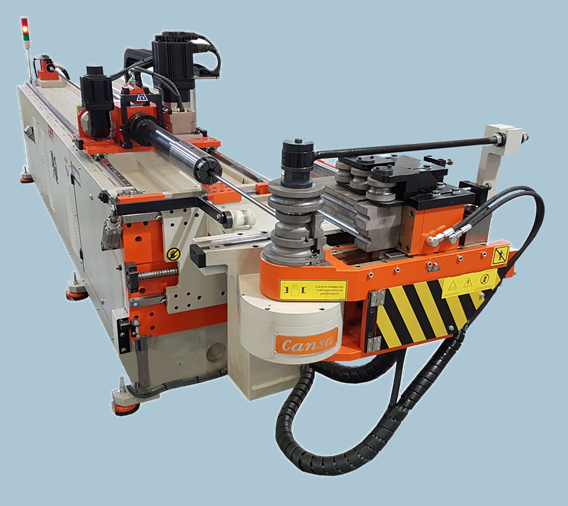 CNC  Pipe Bending Machines