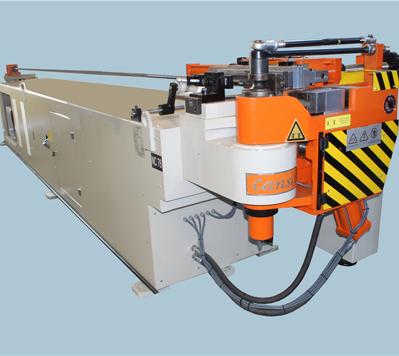 NC76 Pipe Bending Machine